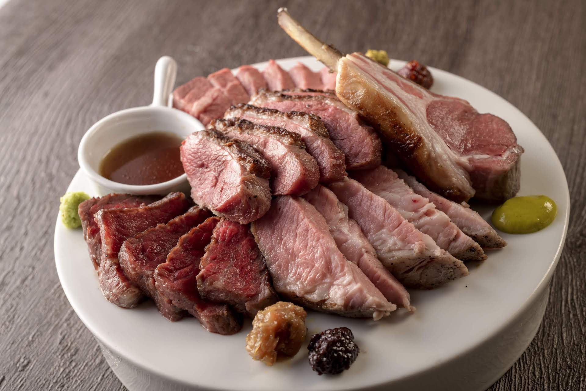 低温調理肉各種